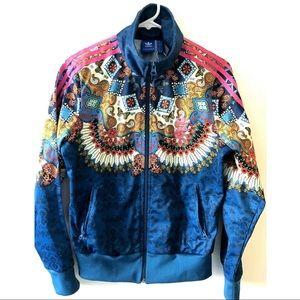 Adidas x Farm Borbomix Butterfly Track Jacket